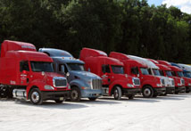 transport and trucking services